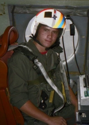 Don Mathis, Kinetic Social: P-3 Flight Communications Officer